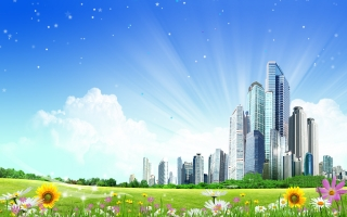 City fantasy ,wide,wallpapers,images,pictute,photos