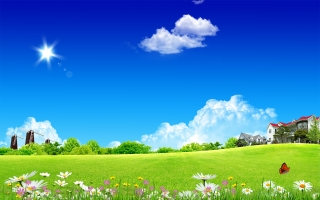Clean home sky ,wide,wallpapers,images,pictute,photos
