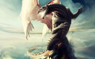 Amaing dragon ,wide,wallpapers,images,pictute,photos