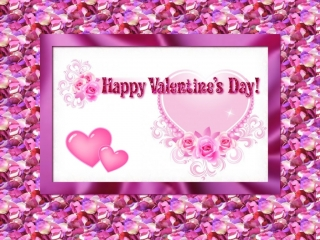 Happy valentines day greetings wallpaper free download 1024x