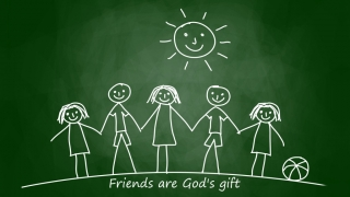 Friends are god gift ,wide,wallpapers,images,pictute,photos