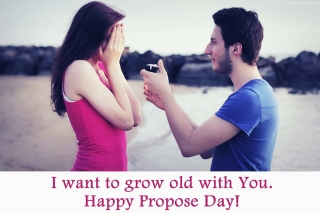 Propose day best quote image