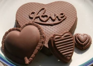 Love chocolates image