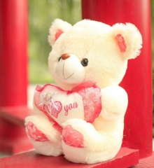 Lovely teddy bear i love you image
