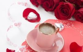 A sweet morning with love ,wide,wallpapers,images,pictute,photos