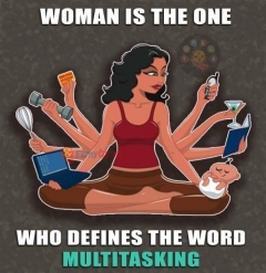 Women is the one perfect quote wallpaper