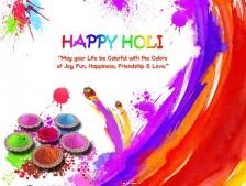 Holi wallpaper for desktop