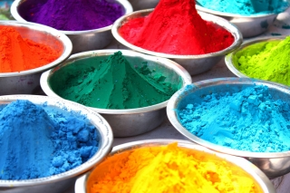 Holi playing colour bowl ,wallpapers,images,