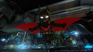 Batman 3 gotham city imag