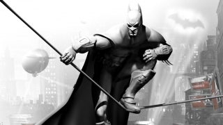 Batman arkham asylum game