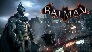 Batman arkham knight game images