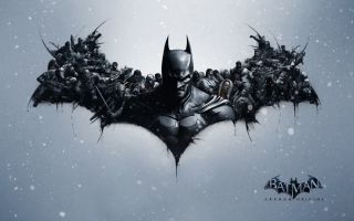 Batman arkham origins desktop hd