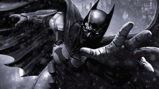 Batman arkham origins desktop wallpaper
