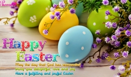 Happy easter wallpaper hd