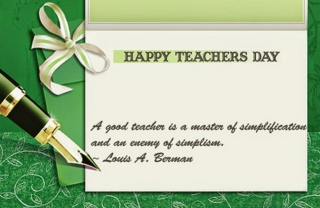 Happy teachers day 2