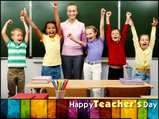 Hd wallpaper for all student happy teacher day 2013