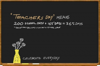 Teachers day full hd wall