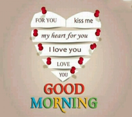 Good morning 4 u