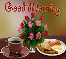 Good morning 4 you