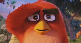 Rovio angry red bird