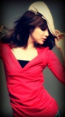 Stylish girls fb dp photo