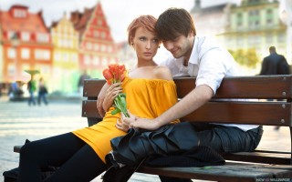 Love couple romantic image