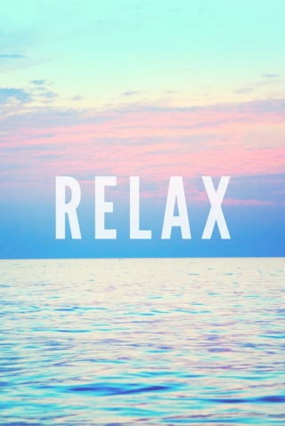 Relax hd wallpaper for iphone
