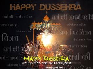 Dussehra meaningful quote