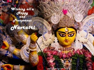 Navratri hd wallpaper for