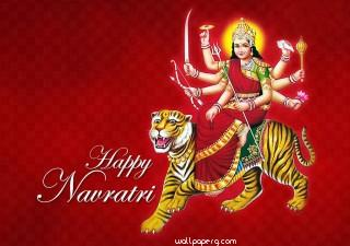 Happy navratri special hd