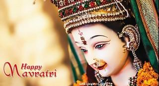 Navratri maa durga hd images wallpapers