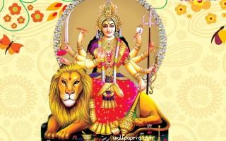 Navratri maa durga hd wallpaper (2)