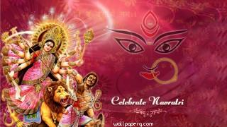 Navratri maa durga hd wallpaper