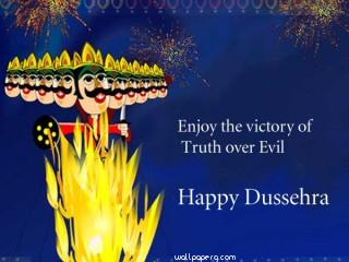 Dussehra hd wallpaper for laptop