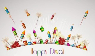 Diwali crackers for celebration