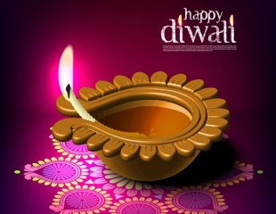 Creative diwali wallpaper