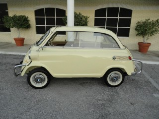 1958 bmw isetta 600 limo ,wallpapers,images,
