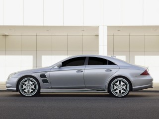 2005 mercedes cls55 amg hd wallpaper ,wallpapers,images,