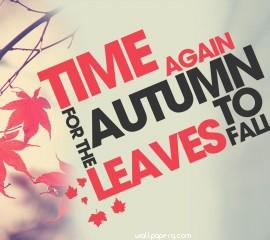 Autumn quotes ,wallpapers,images,