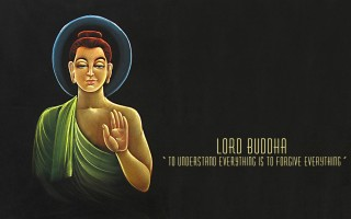 Buddha poornima wishes with quotes hd wallpaper ,wallpapers,images,