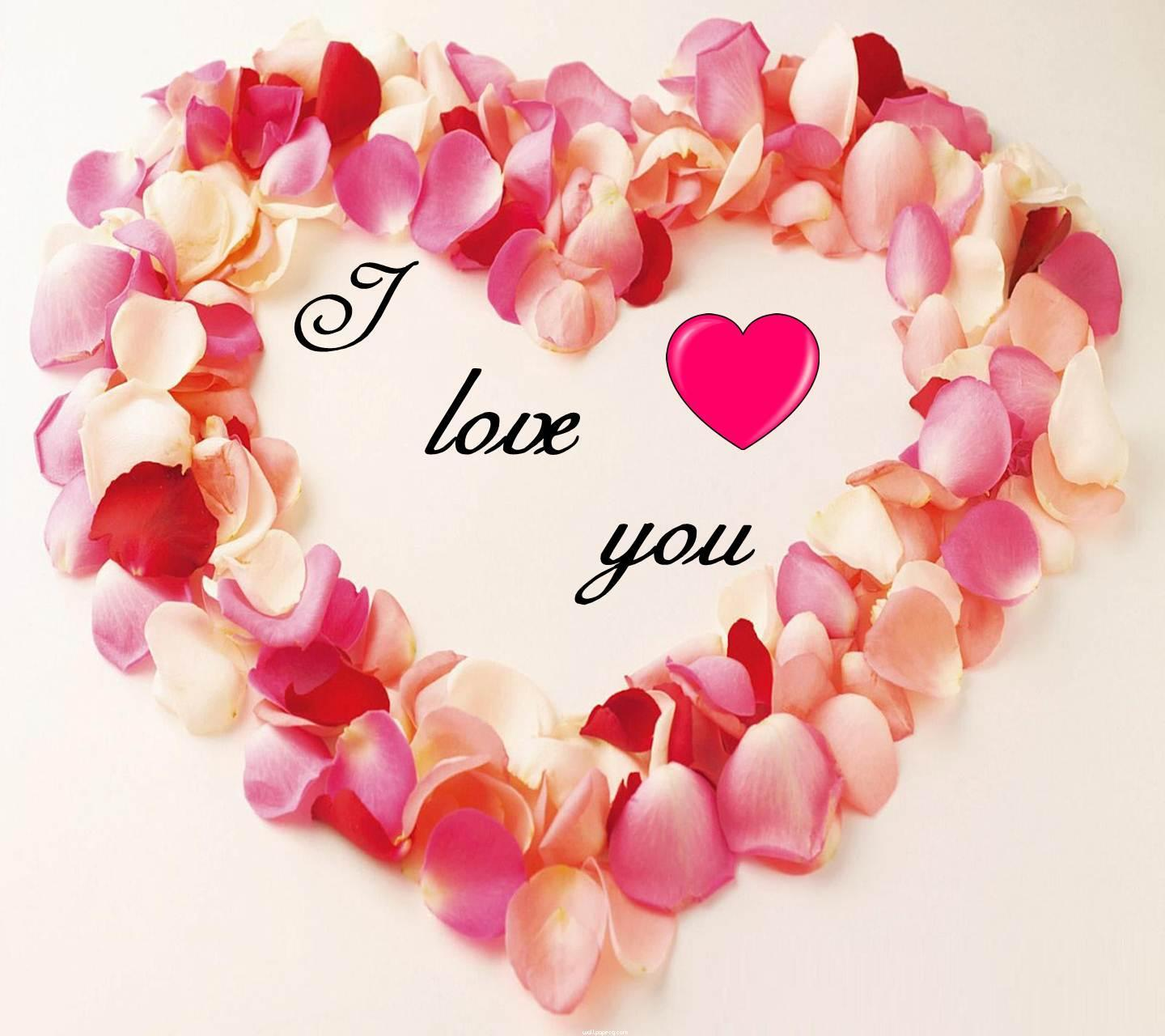 "Get ""I love you hd wallpaper for mobile"" at mobile cell phone."