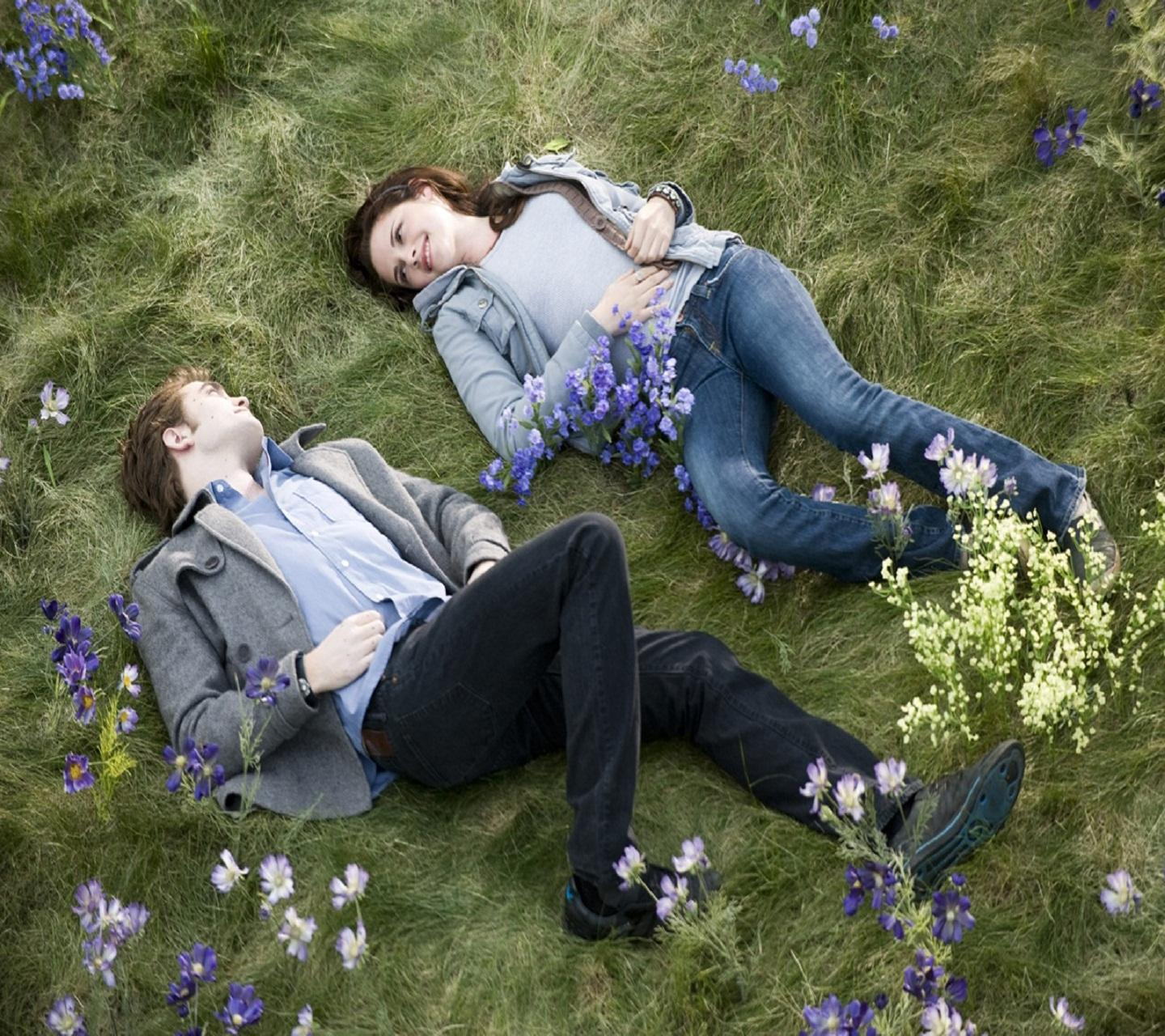 Edward and bella hd wallpaper for mobile