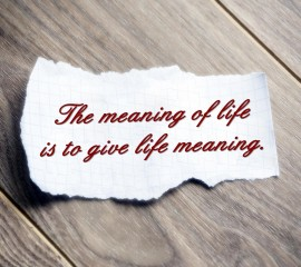 Meaning of life hd wallpa