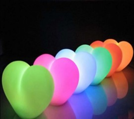 Colourful hearts for hd wallpaper