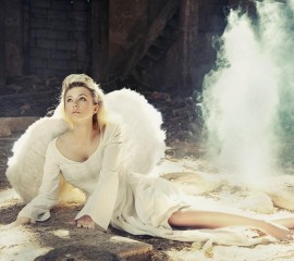 Angel girl for profile picture ,wallpapers,images,