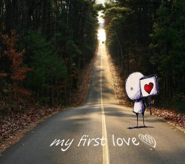 First love hd wide wallpa