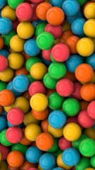 The color of candies ipho