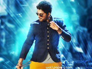 Allu arjun stylish hd wal