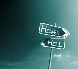Hell heaven hd wallpaper for laptop