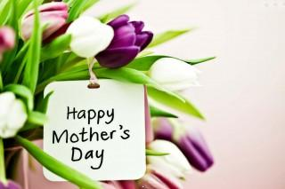 Cute happy mothers day wallpaper